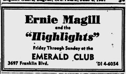 Emerald Club 1957