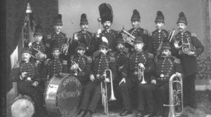Eugene's Firemen Band