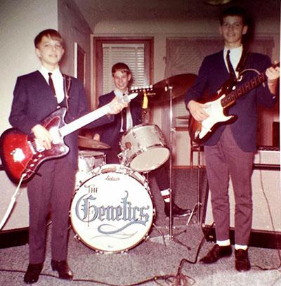 Genetics - 1965