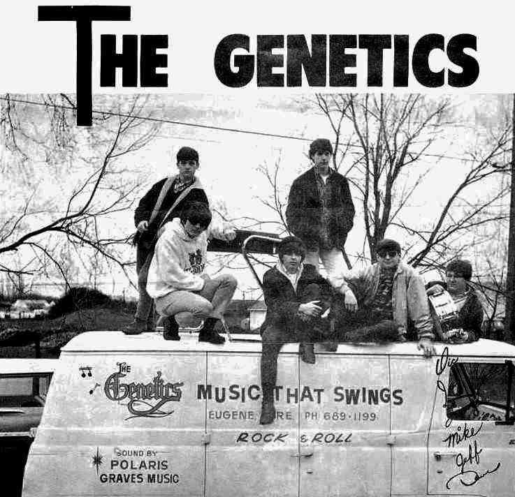 Genetics 1968