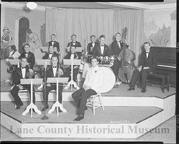 September 28, 1935 - Art Holman Orchestra