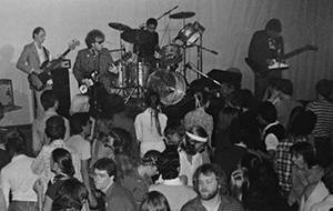 Los Xplorers at the WOW Hall 1981