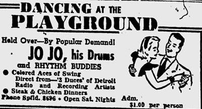 Playground Ad