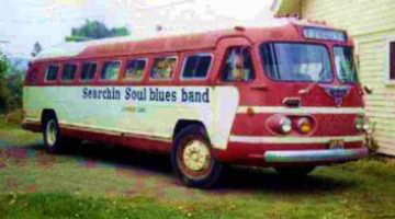 Searchin' Soul blues band