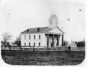 Lane Courthouse (1855-1898)