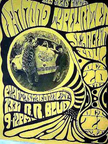 hammond typewriter poster