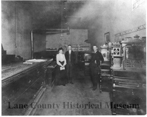 Morris and Craw Music Store (1903)