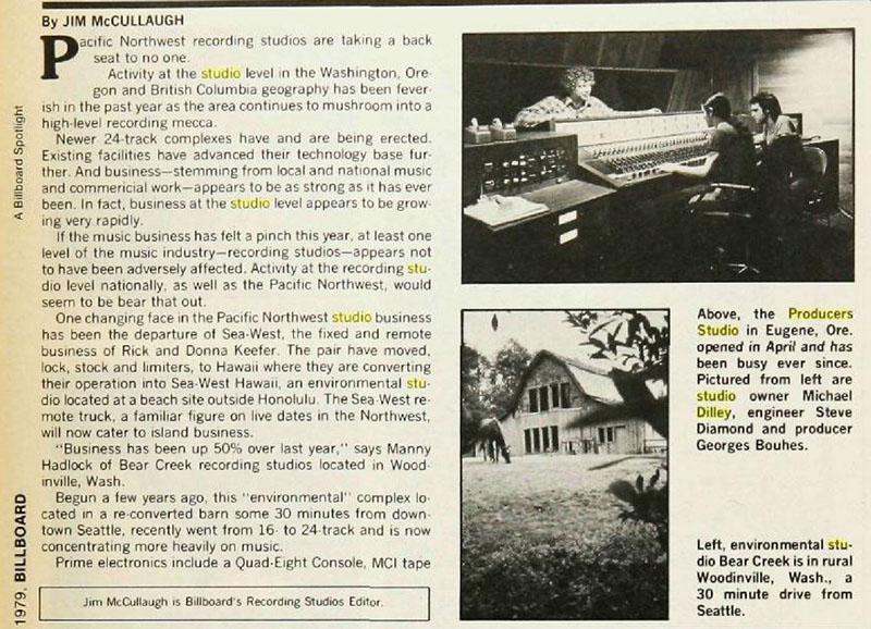 Dec 15, 1979 - Billboard Article