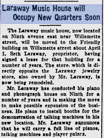Laraway_March 15 1919