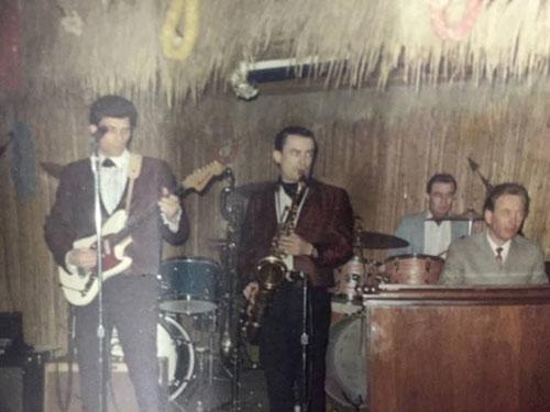 1967 at The Kon Tiki