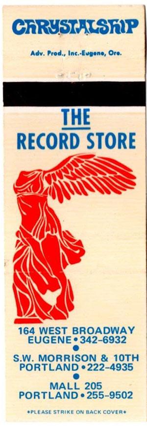 crystalship records