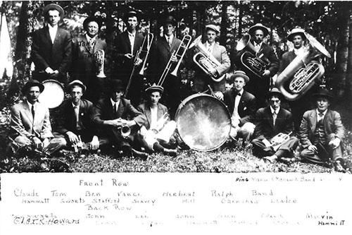 Mohawk Band